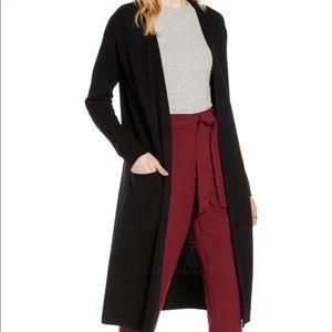 Wool & Cashmere Long Cardigan HALOGEN®